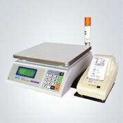 电子计重秤UWA-N+三色灯+打印机